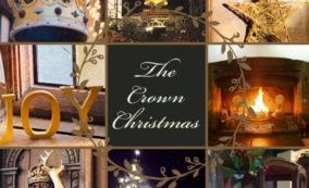Crown Inn Xmas menu